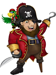 Pirate Character - Happy Harbor